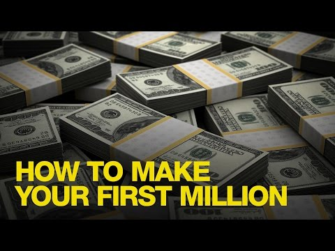 How to Make Your First Million - CardoneZone