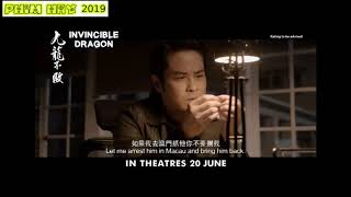 CỬU LONG BẤT BẠI - The Invincible Dragon (2019) | PHIM HỒNG KONG VIETSUB