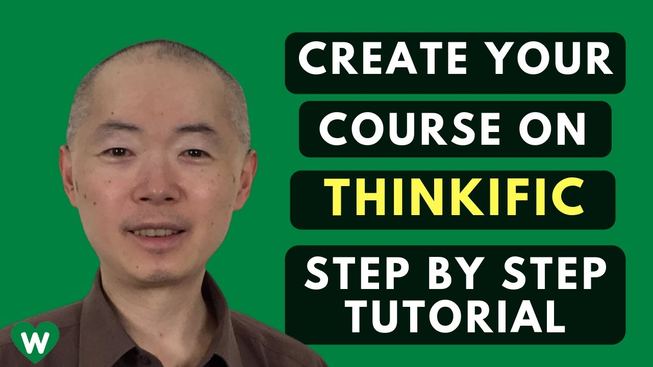 How to Create Your Online Course on Thinkific (Step by Step on Free Plan)