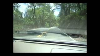 2012 Sierra BMWCCA Driving to Black Chasm Cavern Tour