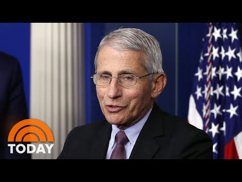 Dr. Anthony Fauci: 'We Will Have Coronavirus In The Fall' | TODAY