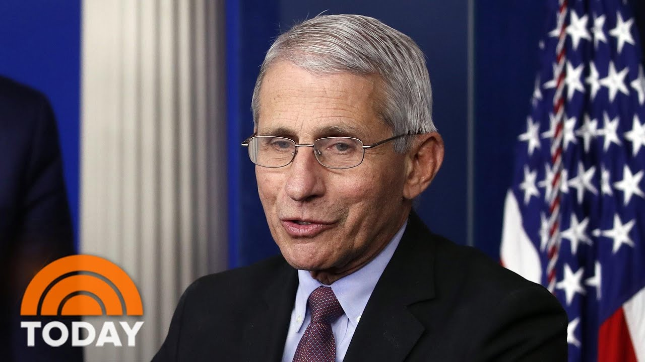 Trump Again Casts Doubt On Fauci As COVID-19 Cases Surge