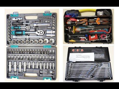 Мой набор инструмента Ombra, Stels,Force и др  для автомобиля  На любой случай  Сборная солянка