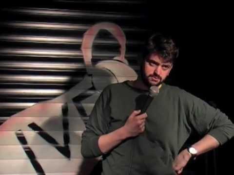 Fin Taylor @ Comedy De Luxe