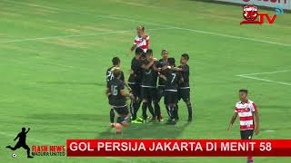 ALL GOAL (2-2) Madura United vs Persija Jakarta Suramadu Super Cup 2018