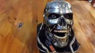 Терминатор T-800 Эндоскелетный череп