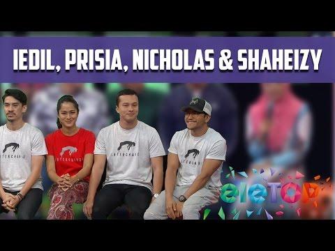 Nicholas Saputra Rasa Segar Berlakon Di Bawah Pengarah Malaysia - MeleTOP Episod 213 [29.11.2016]