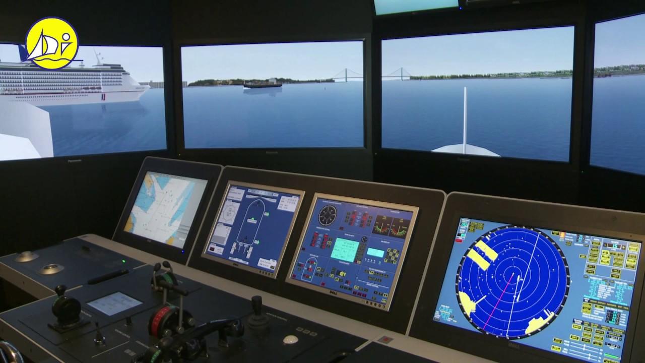 Stcw95 Maritime Training Courses Polaris Ships Bridge