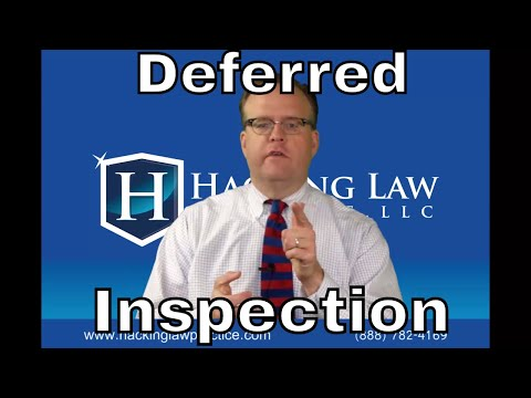 St. Louis Immigration Attorney Jim Hacking Discusses Deferred Inspection