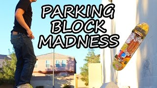 Skating A Parking Block w/ Ritchie