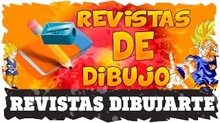 Descargar Colección Revistas DibujArte | 50 Revistas | Gratis | Español | 2016
