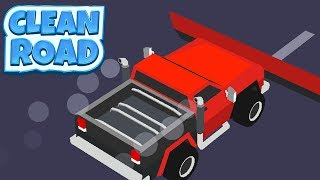 Clean Road - SayGames LLC Let's strut our stuff! Walkthrough