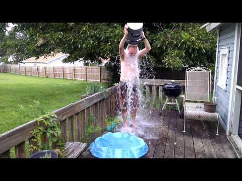 Rob's ice bucket challenge