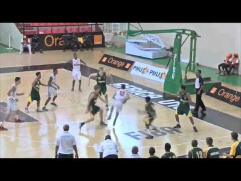 Afrobasket'15   Morocco v South Africa