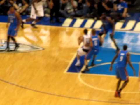 JJ Barea Layup - Game 1 Western Conference Finals Vs Oklahoma City