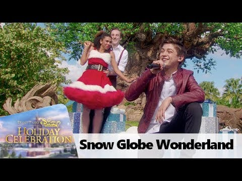 Asher Angel - Snow Globe Wonderland (Live)
