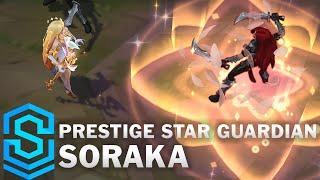Prestige Star Guardian Soraka Skin Spotlight - Pre-Release - League of Legends