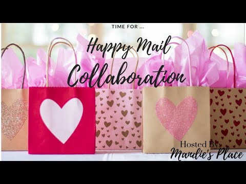 Happy mail monday collaboration!