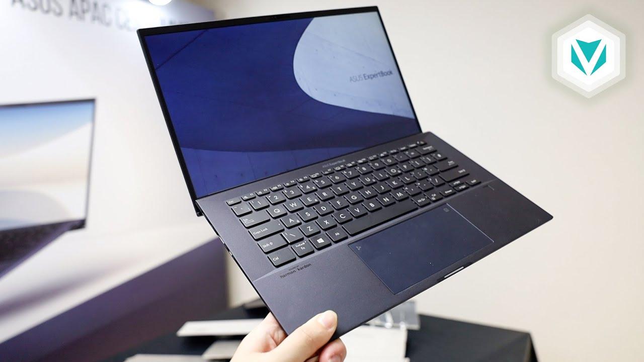 Expertbook B9 (9450): Laptop Siêu Siêu Nhẹ Của Asus!