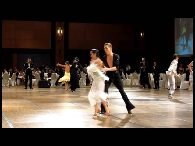 Singapore International Ballroom Dancing Championship | Dearlie 'Dee' Gerodias Gilbert
