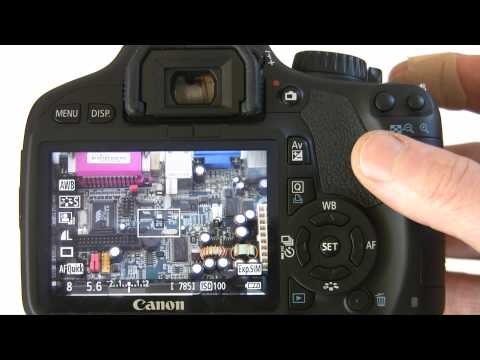 Canon EOS 550D / Rebel T2i review