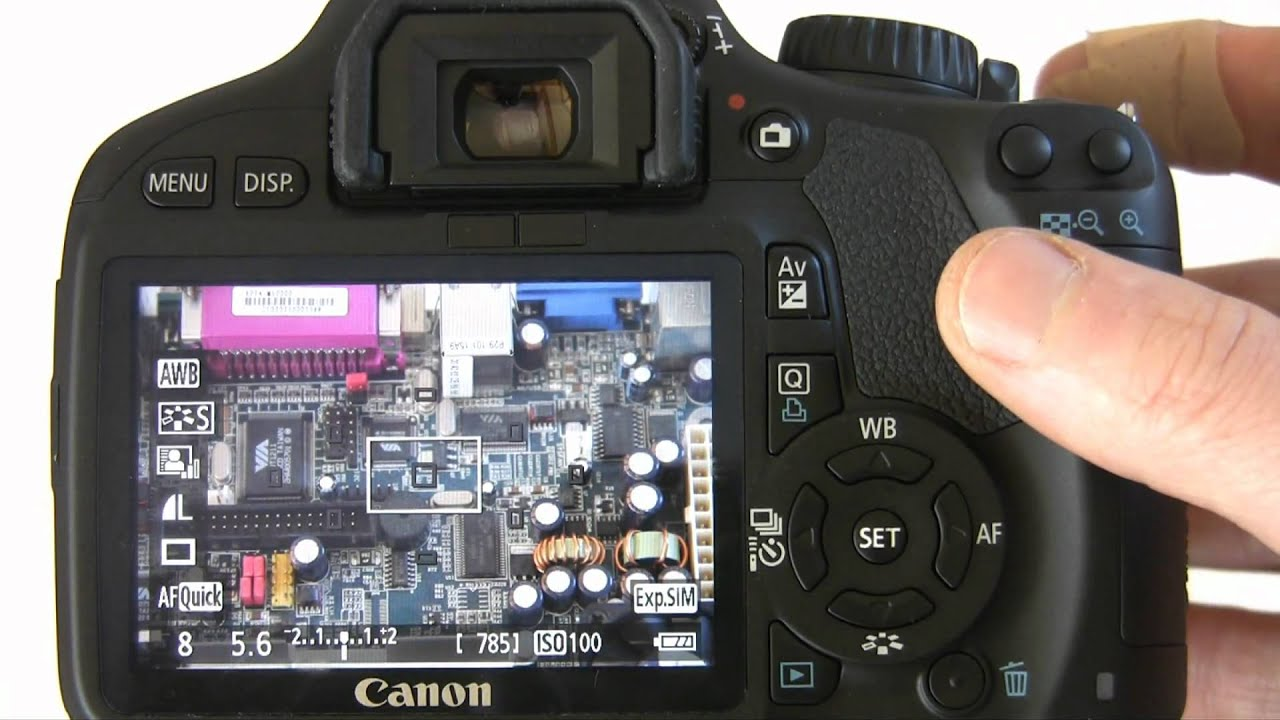 canon eos 550d rebel t2i review youtube rh youtube com canon eos550d user guide Canon EOS 600D