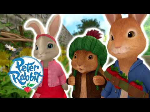 #Autumn 🍁  @Peter Rabbit - The Great Strawberry Raid   Cartoons for Kids
