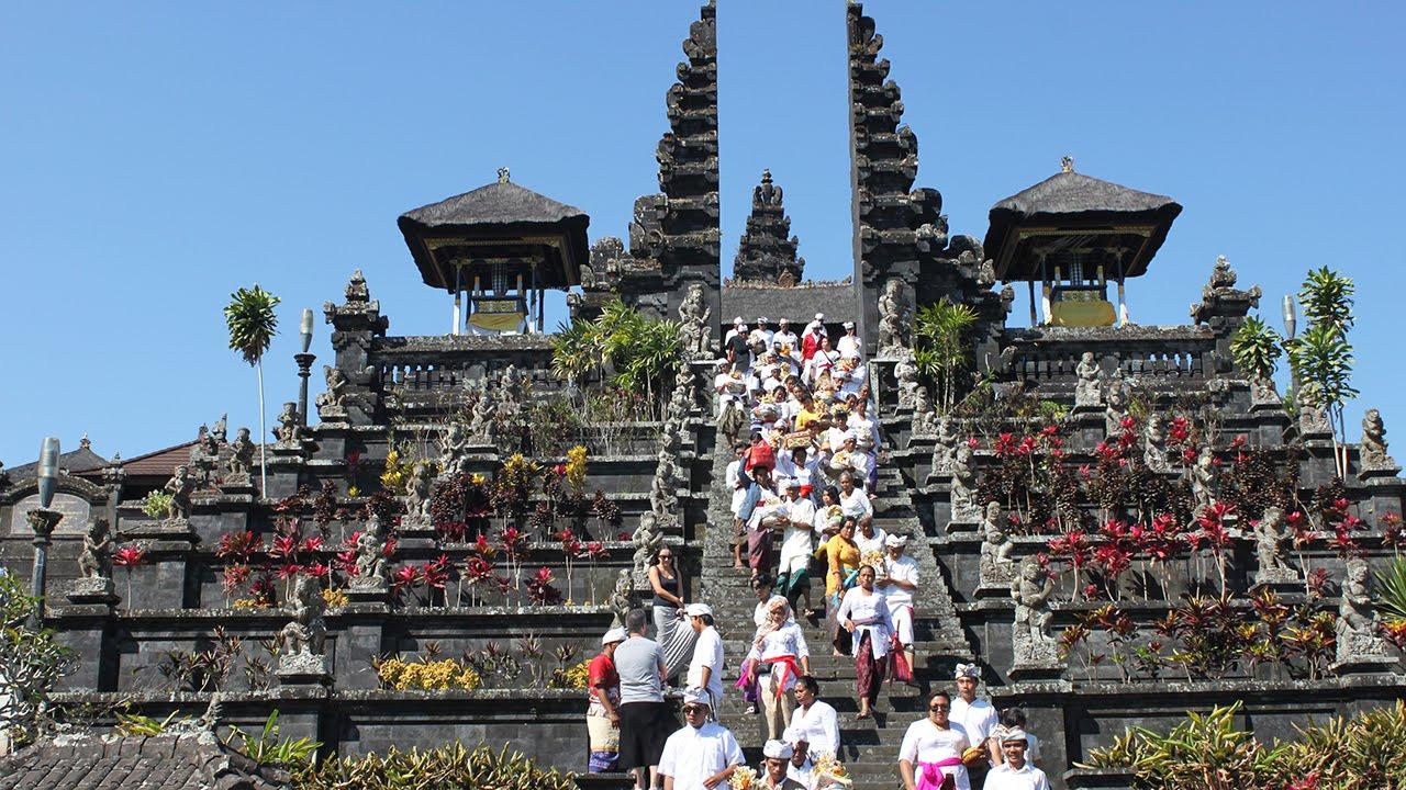 Pura Besakih Bali Youtube