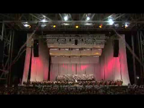 Grand Opening of Verizon Wireless Amphitheatre at Encore Park - Atlanta Symphony Orchestra