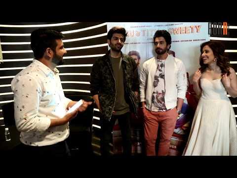 Fun Interview with Kartik Aaryan, Nushrat Bharucha & Sunny Singh I Karan Bhardwaj I BornofWeb