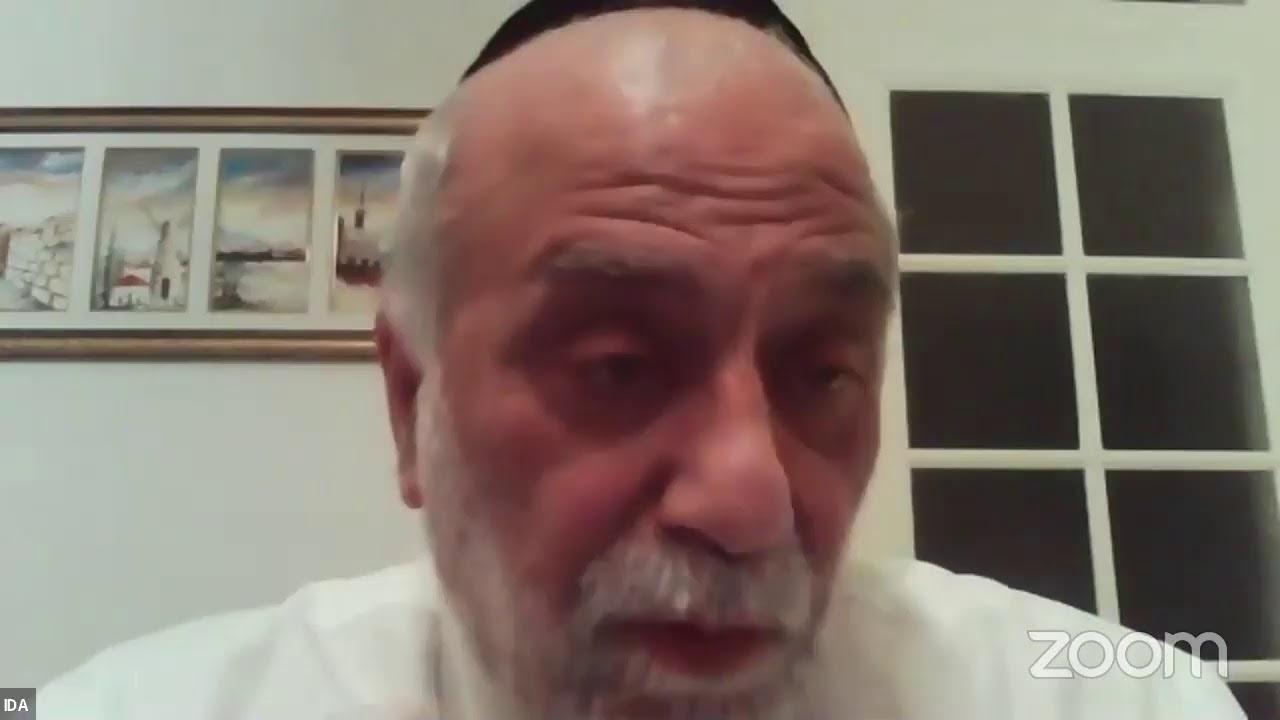 17/11/2020 - Réflexions sur la paracha 'Hayé Sarah - Rav Dr Izhak Dayan