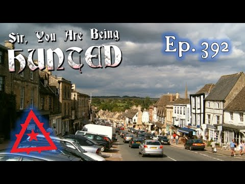 Sir, You Are Being Hunted - Part 392: Cotswold Towns |