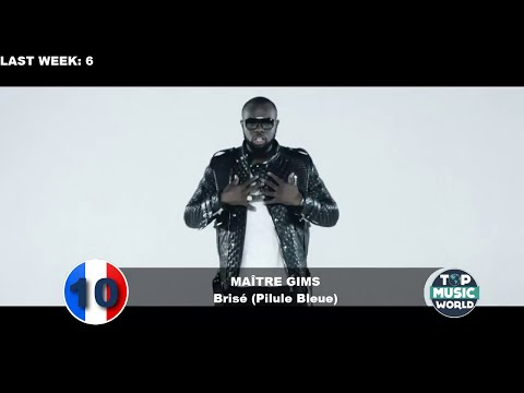 Top 10 Songs of The Week - September 26, 2015 (France)