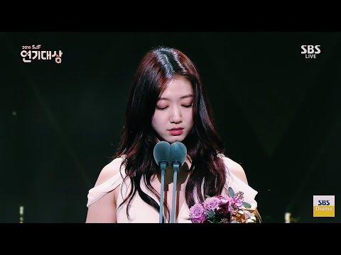 [2016.12.31] 박 신 혜 - Park Shin Hye at 2016 SBS Drama Awards