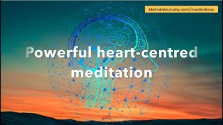 Powerful Heart Centred Manifesting Guided Meditation | Enhance Self Love | Positive Energy Cleanse