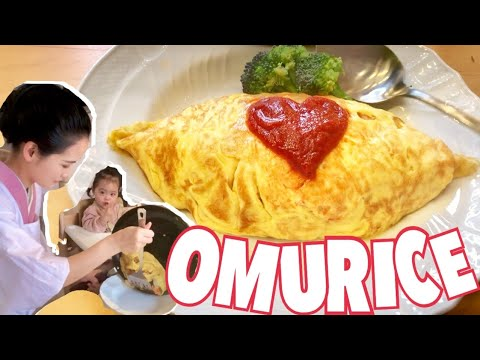 OMURICE/JAPANESE COOKING