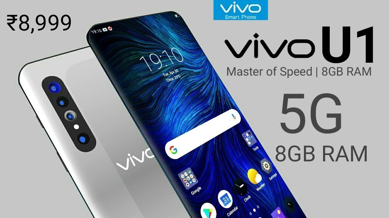 Vivo U1 With 48mp Camera 5g Launch Date In India Price Specifications First Look