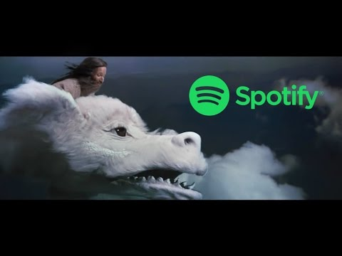Spotify  The Making of NeverEnding Story Advertising Spot
