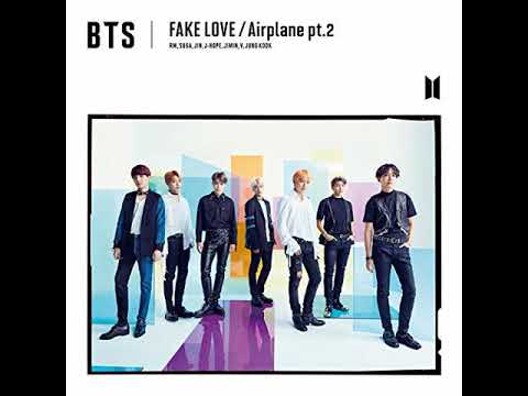 [1 HOUR / 1시간] BTS (防弾少年団) - FAKE LOVE (Japanese Version/日本語)