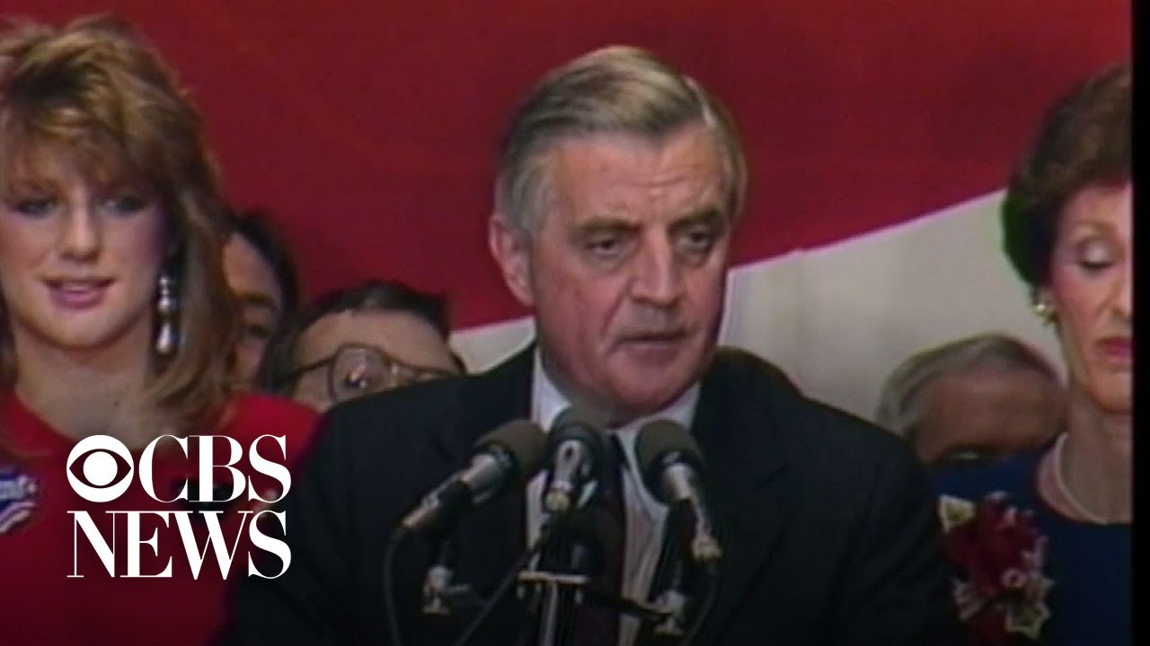 Family says former Vice President Walter Mondale has died at 93 ...