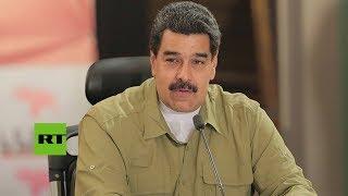 La UE apoya el embargo de armas y otras sanciones contra Venezuela