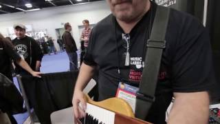 Keytarjeff/MusicLab NAMM Show 2017 REAL8