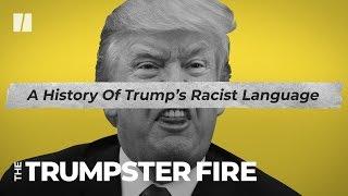 Trump's Always Been Racist | Trumpster Fire