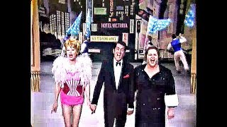 Dean Martin Sings With Kate Smith and Lucille Ball - The Dean Martin Show (Variety Show)