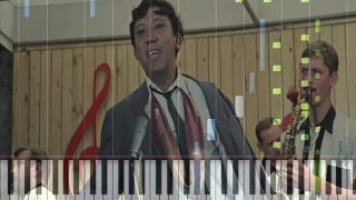 Бриллиантовая рука - Песня про зайцев на пианино (урок)(Как играть на пианино Юрий Никулин Песня про зайцев Synthesia Piano Tutorial MIDI Instrumental Soundtrack MIDI был сделан на основе..., 2016-02-06T04:00:02.000Z)