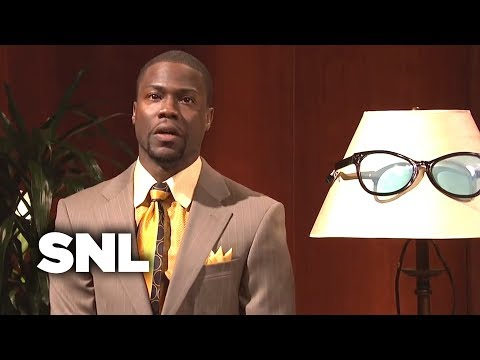 Shark Tank: Lamp Wearing Sunglasses - SNL