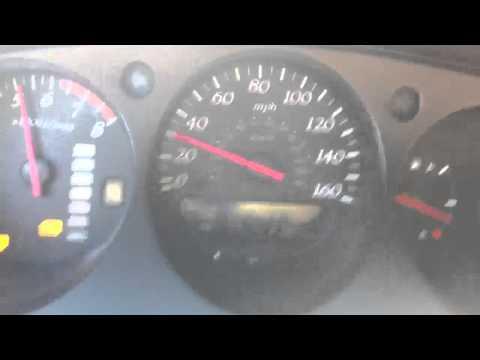 1999 Acura TL 0-60 Run