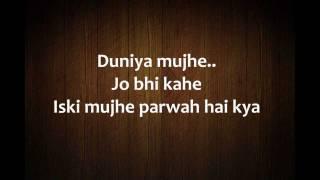 Mujhko Pehchaanlo Hindi Song Lyrics from Don 2