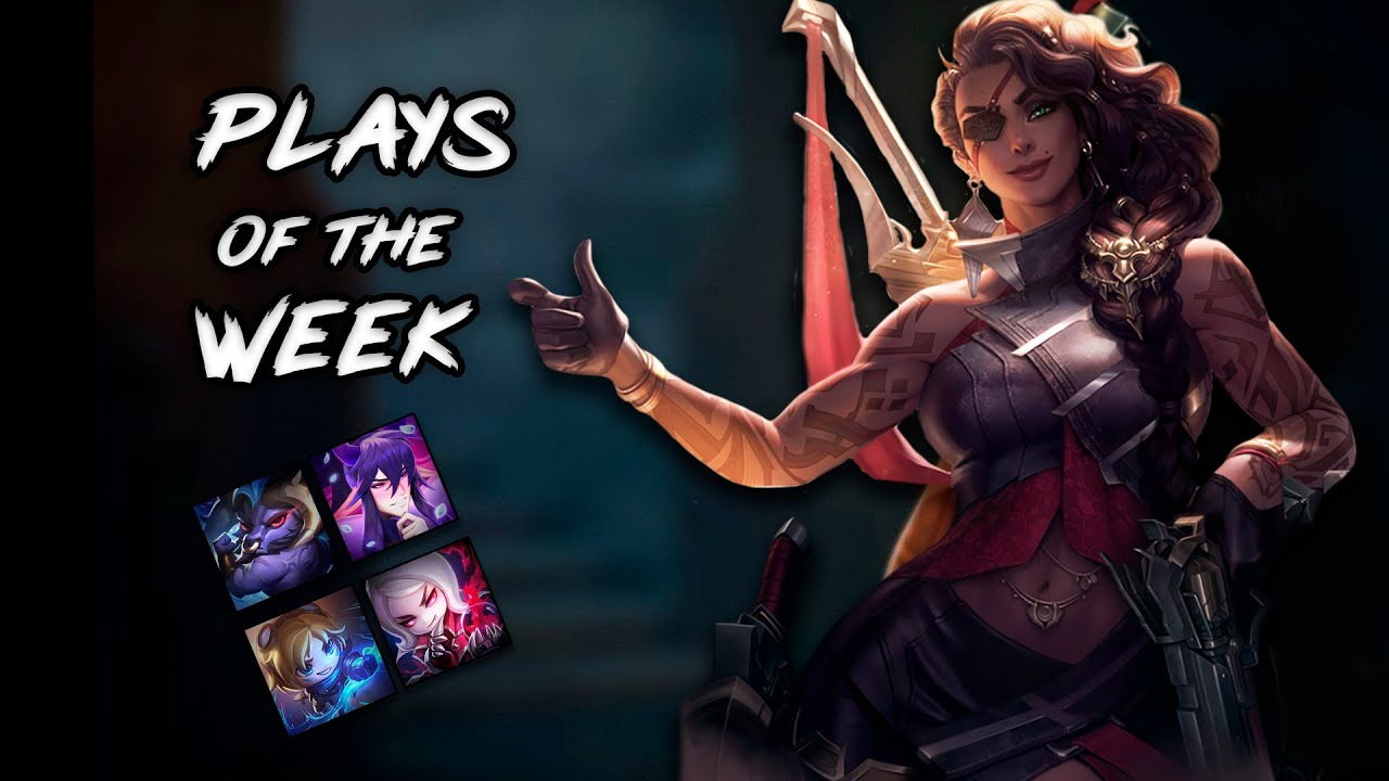 Plays Of The Week #4 | League of Legends