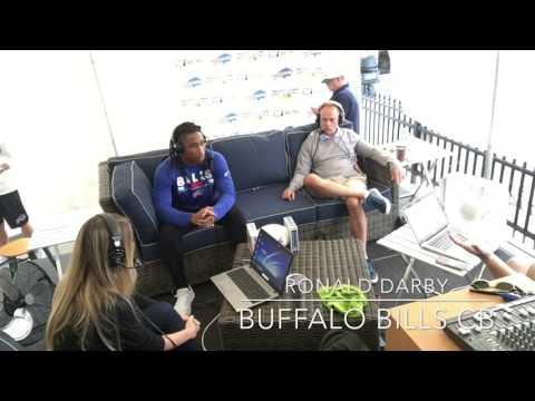 Buffalo Bills CB Ronald Darby 2017